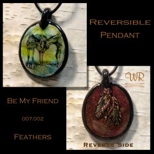 007-002 - Be My Friend -  $60. Cdn