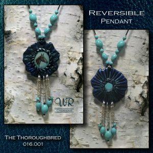 016.001 The Thoroughbred  -  $75. Cdn